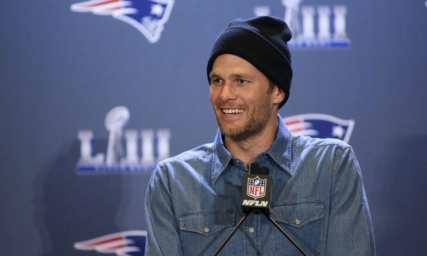 Tom Brady will die New England Patriots zum sechsten Titel führen.