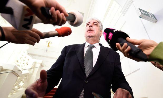 """Öffentliche Steuerdaten könnten """"fehlinterpretiert"""" werden, so Finanzminister Schelling."""