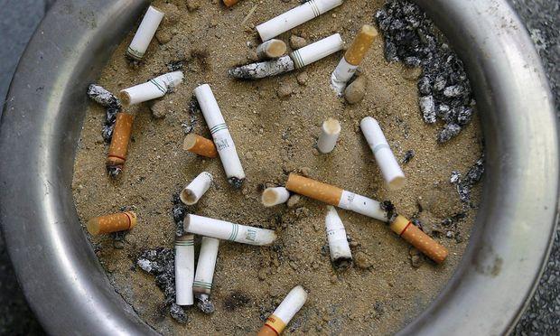 """Symbolbild: Am 1. Oktober beginnt das """"Don't Smoke""""-Volksbegehren"""