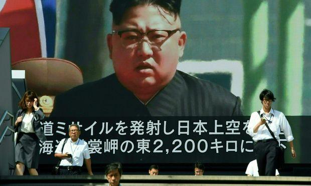 Nach Raketentest: UN-Sicherheitsrat plant Sondersitzung