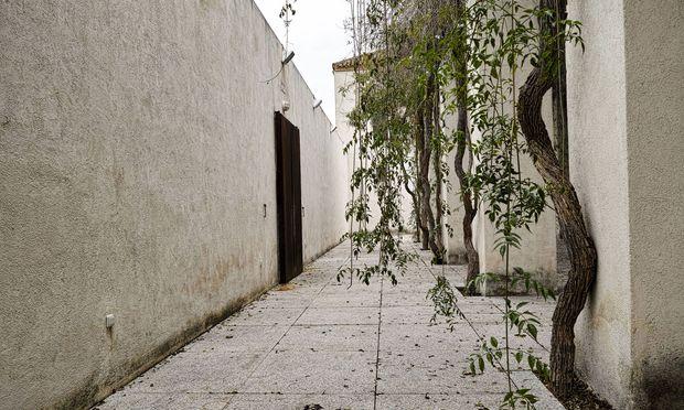 Kloster, Kaserne, Kerker und Keramikfabrik – und nun Kunstadresse: Aus dem Monasterio de la Cartuja wurde das CAAC.