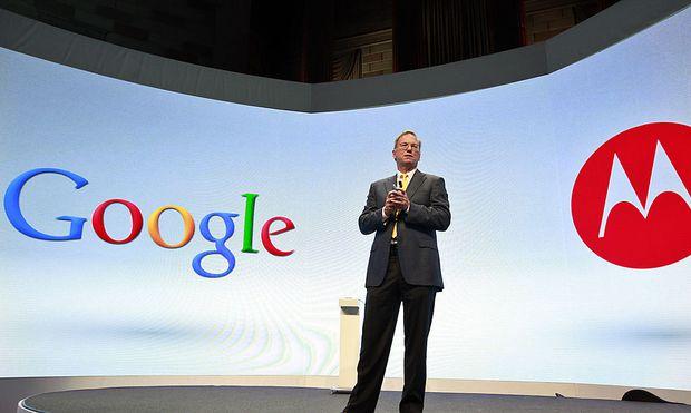 Motorola zieht PatentBeschwerde gegen