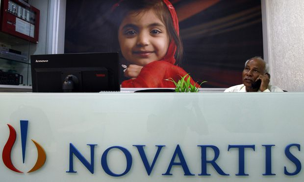 Pharmariese Novartis verliert wichtigen