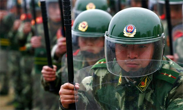 China Volkskongress billigt breite