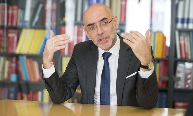 Michael Umfahrer, Wiener Notar und Präsident der Notariatsakademie
