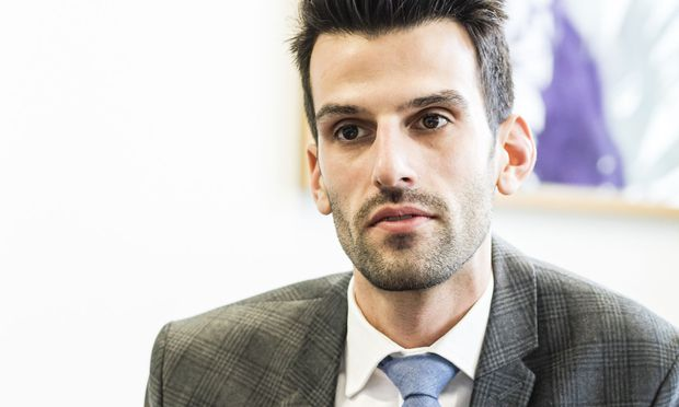 FPÖ-Kandidat Udo Landbauer.