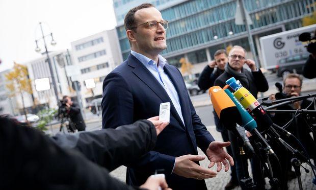 Jens Spahn will CDU-Chef werden.