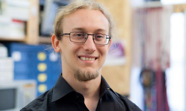 Christof Winkler-Hermaden, Biologe, Unternehmensgründer Saphium.