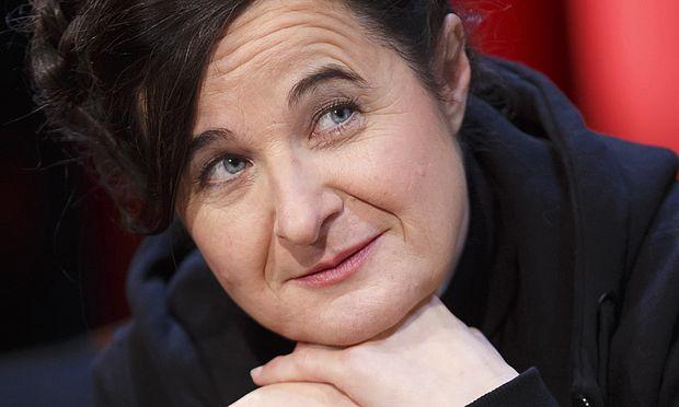 Maria Hofstaetter erhaelt DiagonaleSchauspielpreis
