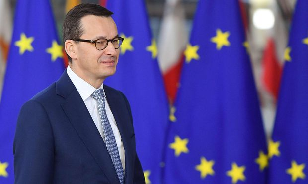 Mateusz Morawiecki (im Bild) schickt seinen Außenminister zum Visegrád-Treffen nach Jerusalem.