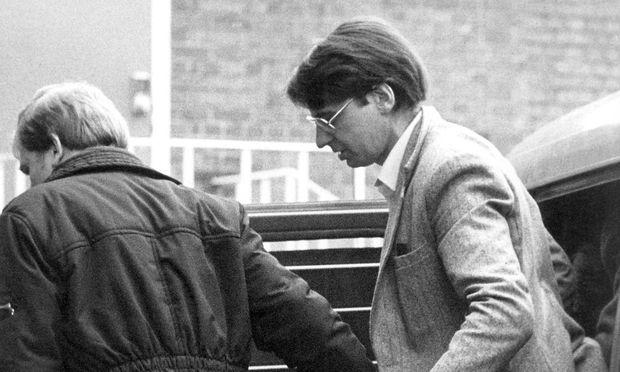 Britischer Serienmörder nach 35 Jahren Haft gestorben