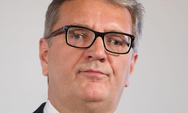 Peter Hacker, neuer Stadtrat.