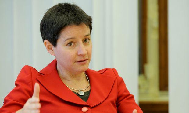 Wiens Gesundheitsstadträtin Sonja Wehsely.