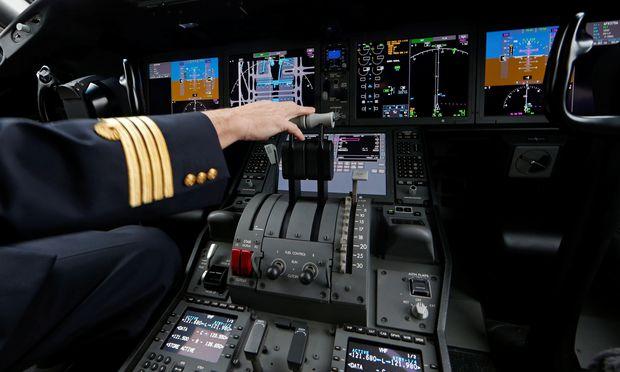 Wer fliegt schon solche Maschinen privat?