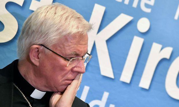 Familienbischof Franz Lackner hat dieses Amt im Vorjahr von Klaus Küng übernommen - und die Förderung