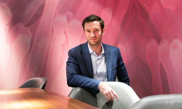 Walter Scherb junior leitet seit Jänner die familieneigene Lebensmittelfirma Spitz in Attnang-Puchheim.