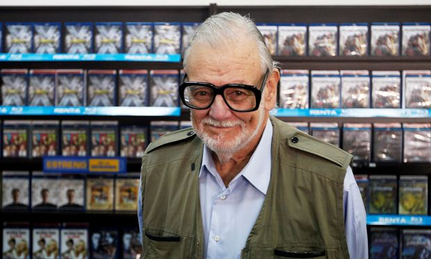 Vater der Zombies: Kult-Regisseur George A. Romero ist tot
