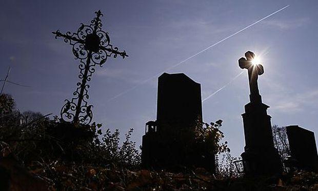 Zentralfriedhof Krematorium Heizen