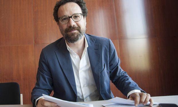 Der 46-jährige Italiener Carlo Chatrian ist - im Gegensatz zum jetzigen Berlinale-Chef Dieter Kosslick - kein großer Fan von Rampenlicht und Blitzlichtgewitter. / Bild: (c) imago/Italy Photo Press