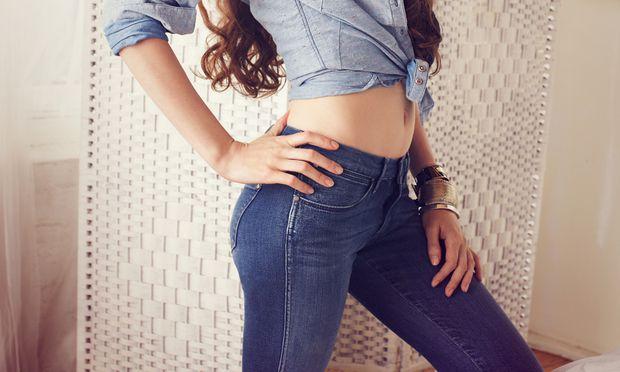 Wrangler lanciert AntiCellulite Jeans