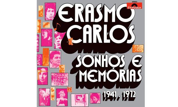 """""""Sonhos E Memorias"""", eines der drei wiederveröffentlichten Alben."""