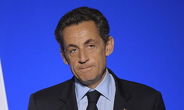 FILE FRANCE SARKOZY