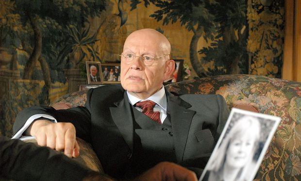 """Kirchner spielte auch bei """"Soko Kitzbühel"""" mit. Im Bild: """"Kahlschlag"""""""