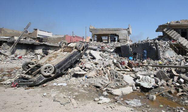 US-Luftschlag in Syrien
