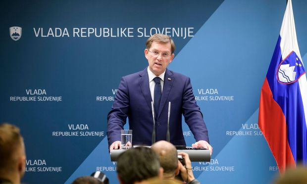 SLOVENIA-POLITICS