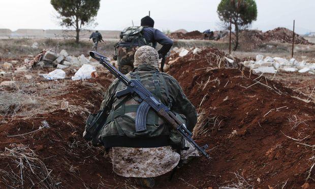 Die Terrororganisation Al-Qaida ist wieder erstarkt.