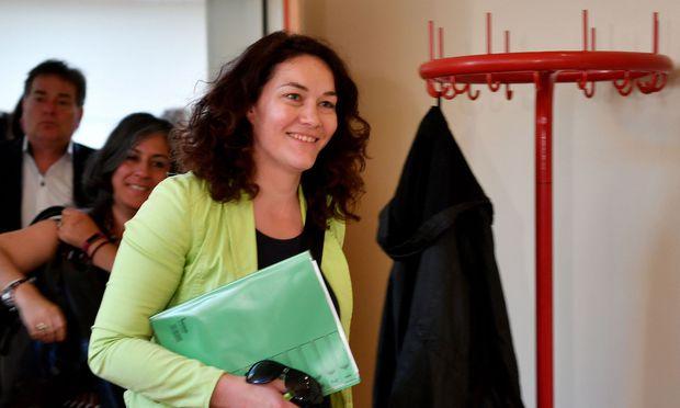 Führt künftig von Innsbruck aus die Grünen: Ingrid Felipe.