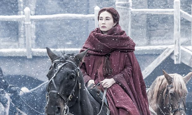 ''The Red Woman'': Priesterin Melisandre / Bild: (c) HELEN SLOAN / HBO