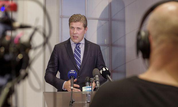 Regierung in Island bricht auseinander