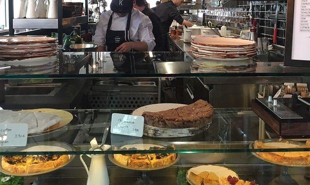 Kunsthaus Graz Cafe neu