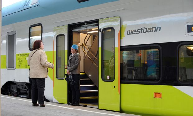 Im Vorjahr fuhren fünf Millionen Passagiere mit der Westbahn. 2020 sollen es doppelt so viele sein.