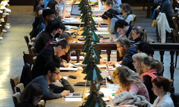 3,4 Porzent aller Uni Wien Studenten machen sich Selbstständig