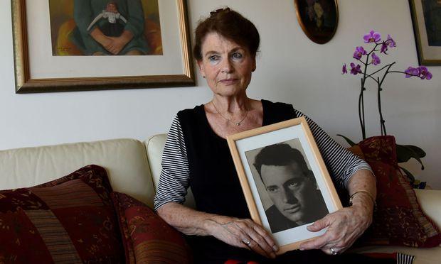 Ruthi Langotskys erster Ehemann Jakob war Sanitäter bei den israelischen Fallschirmjägern.