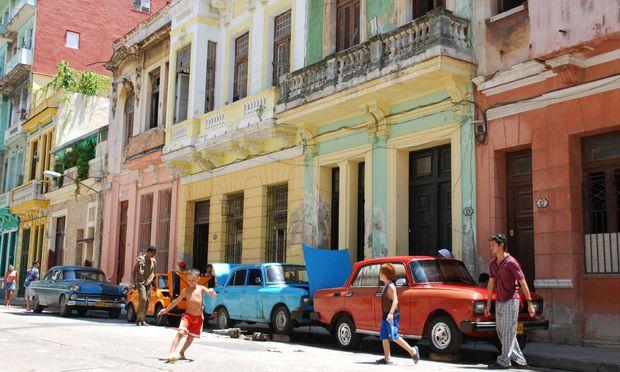 Havanna: Häuserhandel unter Palmen « DiePresse.com