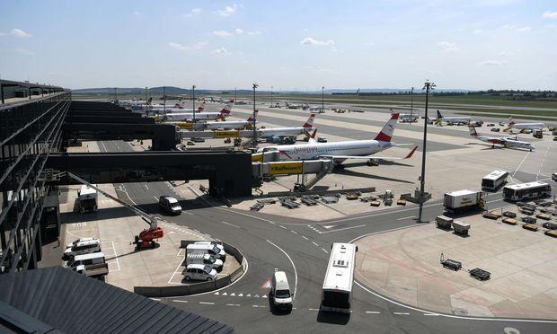 Die dritte Piste auf dem Flughafen Wien darf gebaut werden.