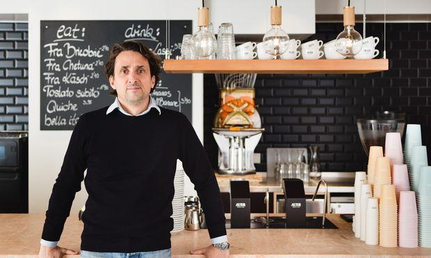 Bäcker Martin Auer
