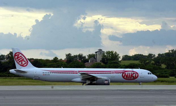 Maschine der Fly Niki / Bild: (c) Clemens Fabry (Presse)