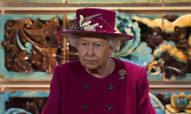 Archivbild: Königin Elizabeth II.