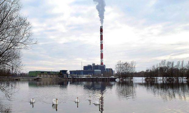 Gaskraftwetk Mellach