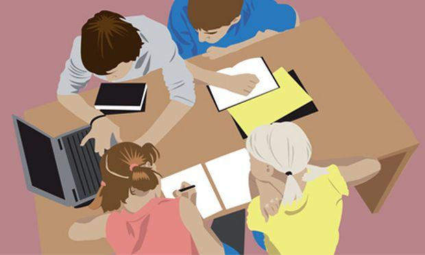 Acht Thesen idealen Schule