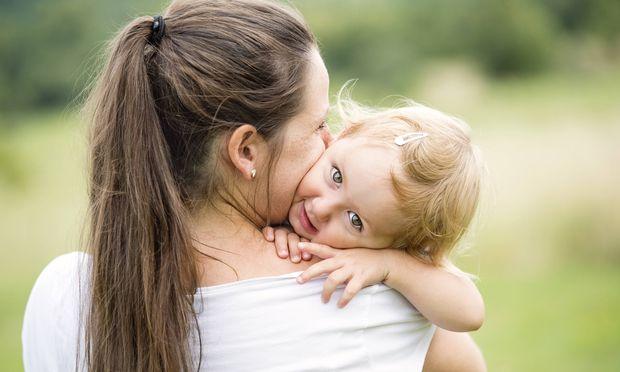 Manche Mütter haben ein besonderes Talent gegenüber ihren Kindern ein schlechtes Gewissen zu haben.