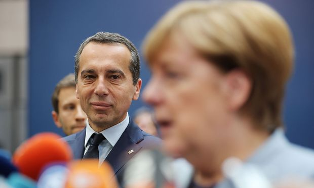 Leaders Meet In Brussels For European Council Meeting - Day One