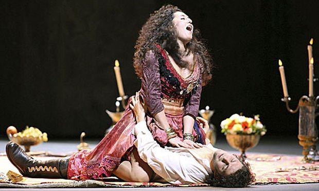 Carmen an der Scala: Anita Rachvelishvili spielt die Titelfigur und Jonas Kaufmann ist Don José
