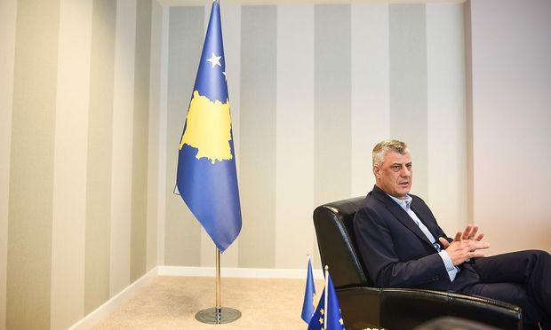 KOSOVO-POLITICS-CONFLICT-JIHADISTS-THACI
