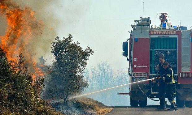 MONTENEGRO-FIRE