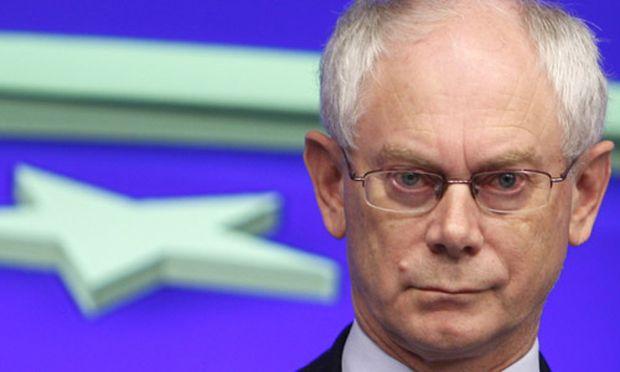 Rompuy Kein Diener seiner